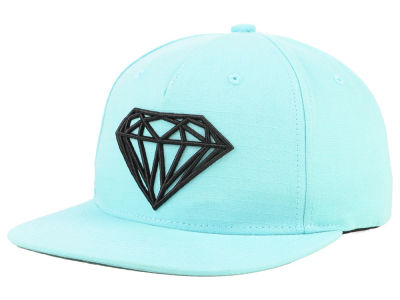 Diamond Brilliant Ripstop Snapback Cap