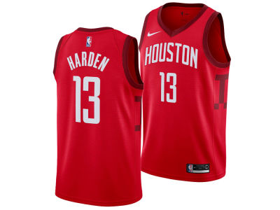 Houston Rockets James Harden Nike 2018 NBA Youth Earned Edition Swingman  Jersey 8d91baee2