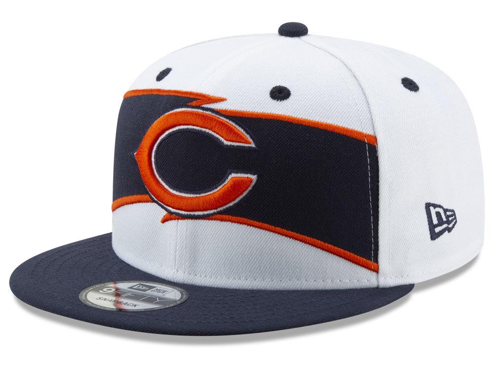 d86422774f9ca Chicago Bears New Era 2018 NFL Thanksgiving 9FIFTY Snapback Cap ...