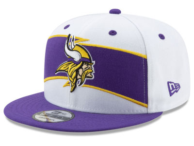 006604ca9dc Minnesota Vikings New Era 2018 NFL Thanksgiving 9FIFTY Snapback Cap