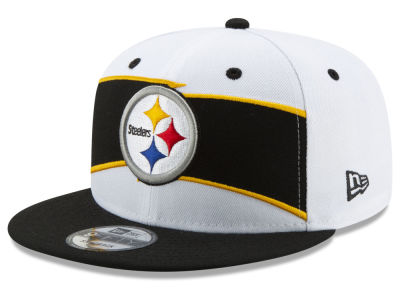 Pittsburgh Steelers New Era 2018 NFL Thanksgiving 9FIFTY Snapback Cap