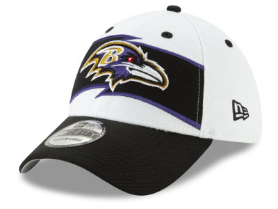 Baltimore Ravens New Era 2018 NFL Thanksgiving 39THIRTY Cap