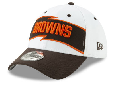 Cleveland Browns New Era 2018 NFL Thanksgiving 39THIRTY Cap