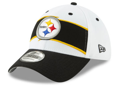 Pittsburgh Steelers New Era 2018 NFL Thanksgiving 39THIRTY Cap