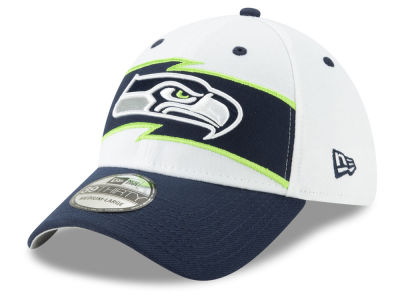 Seattle Seahawks New Era 2018 NFL Thanksgiving 39THIRTY Cap