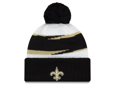 New Orleans Saints New Era 2018 NFL Thanksgiving Pom Knit