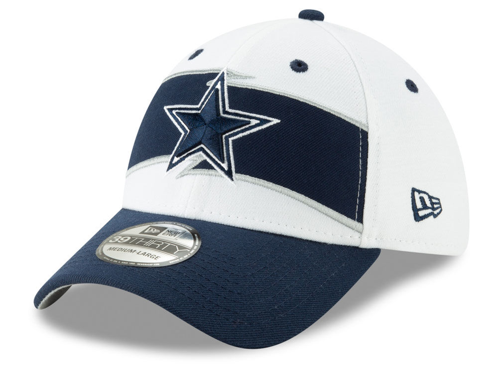68a4d827 cheap dallas cowboys new era 2018 nfl kids training 39thirty cap ...