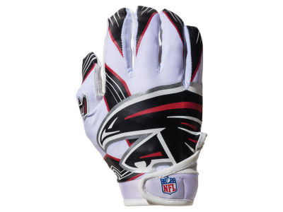 Atlanta Falcons Franklin NFL Youth Football Receiver Gloves