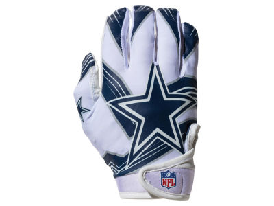 Dallas Cowboys Franklin NFL Youth Football Receiver Gloves