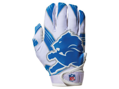 Detroit Lions Franklin NFL Youth Football Receiver Gloves