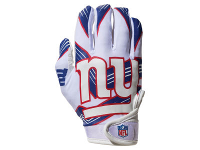 New York Giants Franklin NFL Youth Football Receiver Gloves