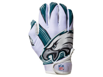 Philadelphia Eagles Franklin NFL Youth Football Receiver Gloves