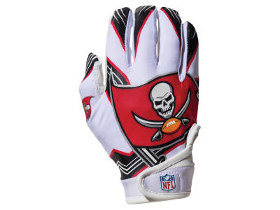Tampa Bay Buccaneers Franklin NFL Youth Football Receiver Gloves