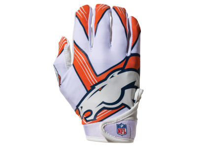 Denver Broncos Franklin NFL Youth Football Receiver Gloves
