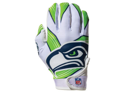 Seattle Seahawks Franklin NFL Youth Football Receiver Gloves