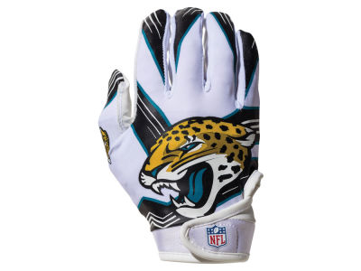 Jacksonville Jaguars Franklin NFL Youth Football Receiver Gloves