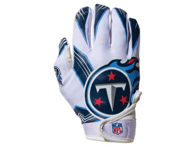 Tennessee Titans Franklin NFL Youth Football Receiver Gloves