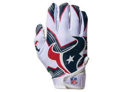 Houston Texans Franklin NFL Youth Football Receiver Gloves