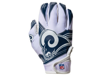Los Angeles Rams Franklin NFL Youth Football Receiver Gloves