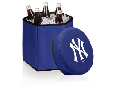 New York Yankees Picnic Time 12 Quart Bongo Cooler & Seat