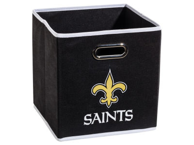 New Orleans Saints Franklin NFL Collapsible Storage Bin