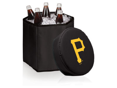 Pittsburgh Pirates Picnic Time 12 Quart Bongo Cooler & Seat