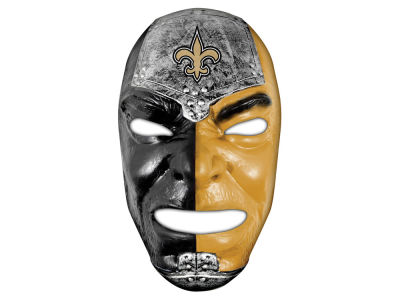 New Orleans Saints Franklin NFL Football Fan Face