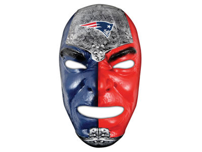 New England Patriots Franklin NFL Football Fan Face
