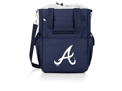 Atlanta Braves Picnic Time Activo Cooler Tote Bag