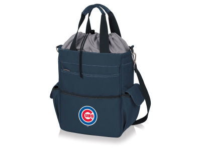 Chicago Cubs Picnic Time Activo Cooler Tote Bag