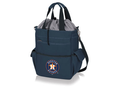 Houston Astros Picnic Time Activo Cooler Tote Bag