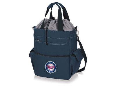 Minnesota Twins Picnic Time Activo Cooler Tote Bag