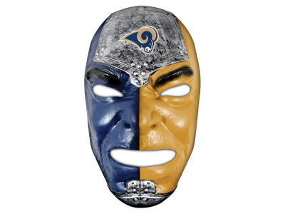 Los Angeles Rams Franklin NFL Football Fan Face
