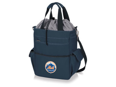 New York Mets Picnic Time Activo Cooler Tote Bag