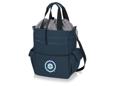 Seattle Mariners Picnic Time Activo Cooler Tote Bag