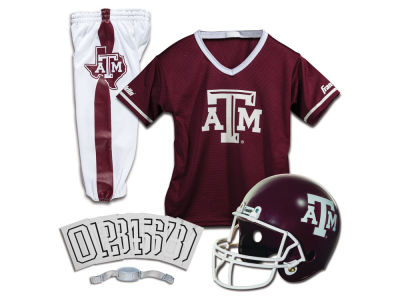 Texas A&M Aggies Franklin NCAA Kids Deluxe Football Uniform Set-Small