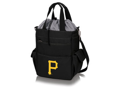 Pittsburgh Pirates Picnic Time Activo Cooler Tote Bag