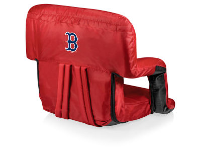 Boston Red Sox Picnic Time Ventura Portable Reclining Stadium Seat