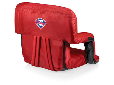 Philadelphia Phillies Picnic Time Ventura Portable Reclining Stadium Seat