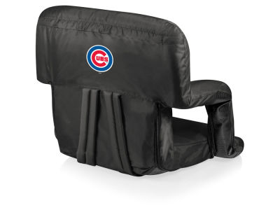 Chicago Cubs Picnic Time Ventura Portable Reclining Stadium Seat