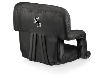 Chicago White Sox Picnic Time Ventura Portable Reclining Stadium Seat