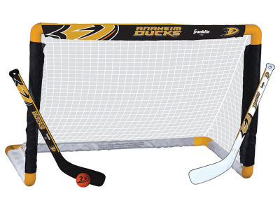 Anaheim Ducks Franklin NHL Mini Hockey Set