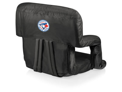 Toronto Blue Jays Picnic Time Ventura Portable Reclining Stadium Seat