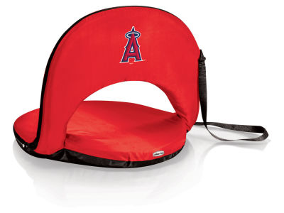 Los Angeles Angels Picnic Time Oniva Portable Reclining Seat