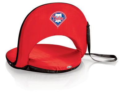 Philadelphia Phillies Picnic Time Oniva Portable Reclining Seat