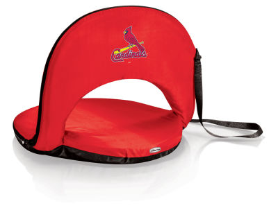 St. Louis Cardinals Picnic Time Oniva Portable Reclining Seat