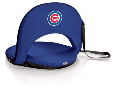 Chicago Cubs Picnic Time Oniva Portable Reclining Seat