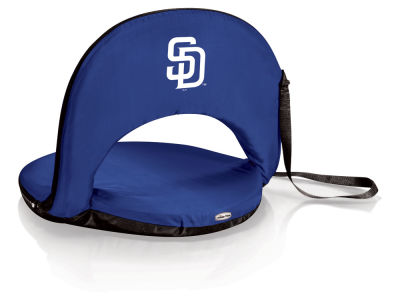 San Diego Padres Picnic Time Oniva Portable Reclining Seat