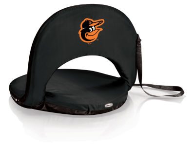 Baltimore Orioles Picnic Time Oniva Portable Reclining Seat