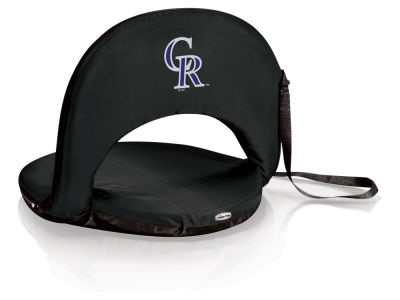 Colorado Rockies Picnic Time Oniva Portable Reclining Seat
